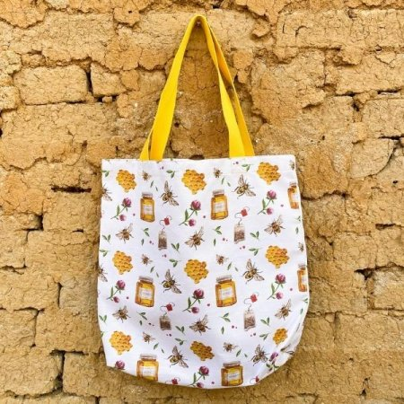 Bee bag - Colour: yellow