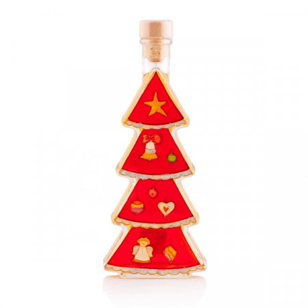 Honey Mead Red Christmas Tree