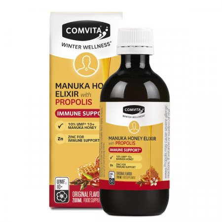 Propolis Elixir with Manuka Honey