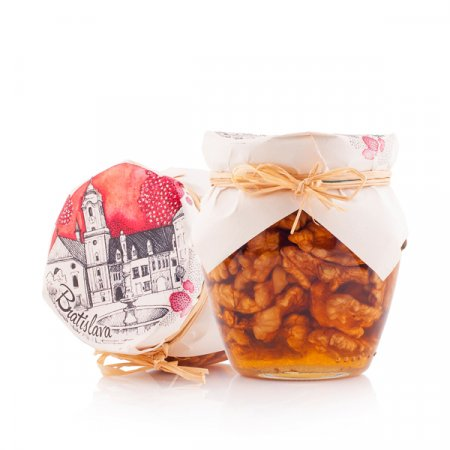 Honey Old City Hall 250g